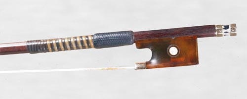 ex-Busch Tourte violin bow