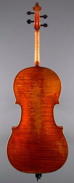 The Zygmuntowicz Cello